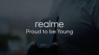 الهاتف Realme 2 Pro يظهر في إعلان تشويقي مع قطع صغير من أجل الكاميرا الأمامية في الشاشة - إلكتروني