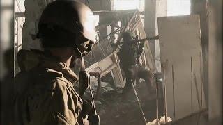 Донецкий аэропорт: Жестокие бои Спарта, Сомали и Восток против Киборгов. Ополченцы, Новороссия.