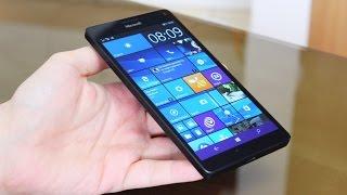 Najmocniejszy smartfon z systemem Windows 10 Mobile miał premierę p...