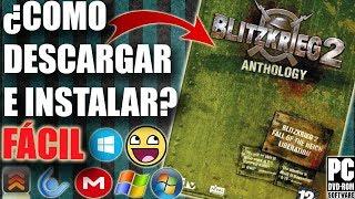 Descargar Blitzkrieg 2 Anthology para PC en español FÁCIL (FULL)