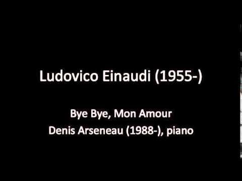 Einaudi   Bye Bye Mon Amour