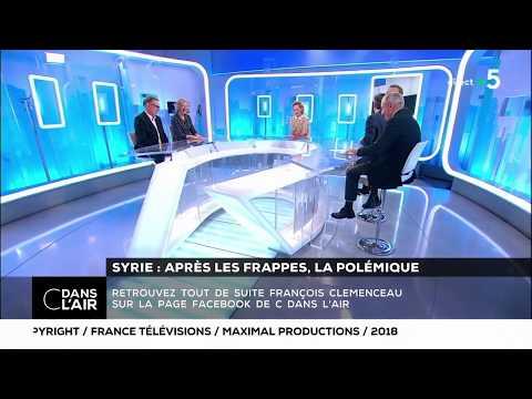 Syrie : après les frappes, la polémique - Les questions SMS 18.04.2018