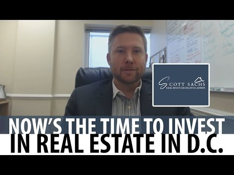 Washington DC Real Estate: Have You Considered Investing in Real Estate?