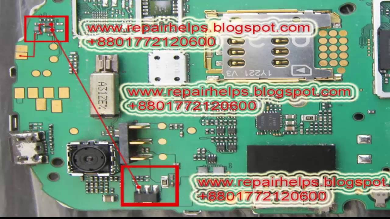 small resolution of nokia asha 200 charging full track jumper solution