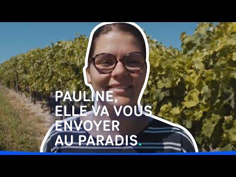 Métiers du tourisme - Témoignage de Pauline, apprentie #shorts