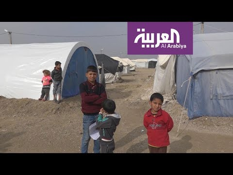 نازحون في العراق مهددون بالترحيل القسري  - نشر قبل 2 ساعة
