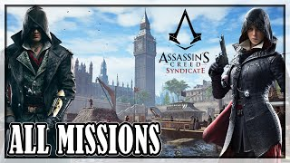 Assassin's Creed Syndicate - Full game | All missions