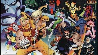 X-Men: La Era de Apocalipsis (1995) - Parte 2/2 - Loquendo Marvel