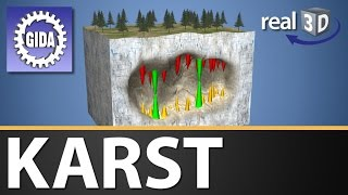 GIDA - Karst - real3D Software - Trailer