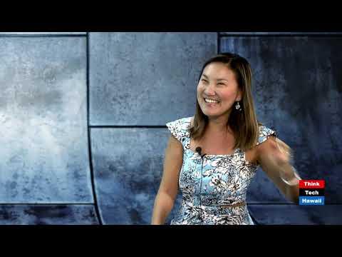 Think Tech Hawai'i - Interview with Loretta Chen