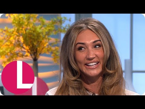 Megan McKenna's More Confident in Her Body After Taking Part in the Real Full Monty | Lorraine