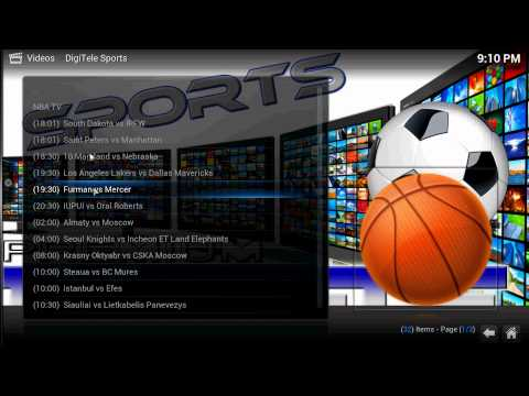 ISRAEL SPORT ADDON FOR KODI AND HOW TO INTEGRATE SPORT DEVIL  02 Mar  08 21 18