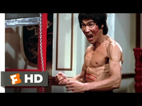 Lee vs. Han - Enter the Dragon (3/3) Movie CLIP (1973) HD Travel Video