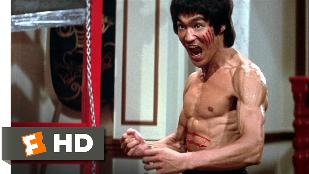 Lee Vs Han Enter The Dragon 3 3 Movie Clip 1973 Hd Youtube