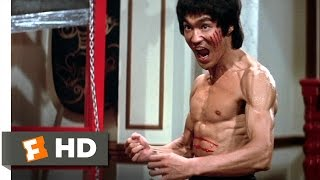 Lee vs. Han - Enter the Dragon (3/3) Movie CLIP (1973) HD