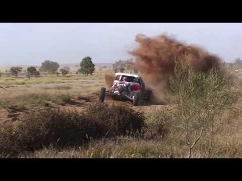 Peter Kittle Motor Sport 2010 Finke Prologue