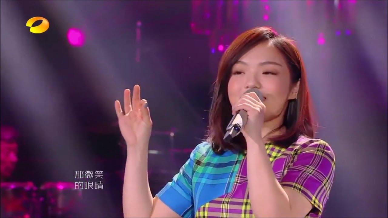 [我是歌手]徐佳莹-喜歡你(伴奏)