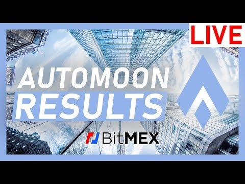 AutoMoon Bitcoin Trade Bot Results | Automated Cryptocurrency Trading