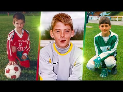 Thumbnail: Top 20 Goalkeepers When They Were Kids ● How Many Can You Guess?