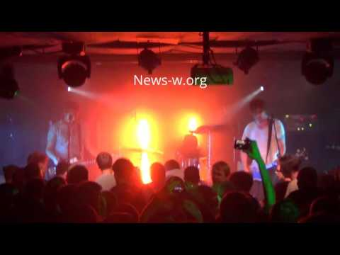 Metz - live Moscow, Les 9.06.2016
