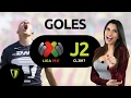 GOLES Jornada 2 - Liga Mx CL 2017