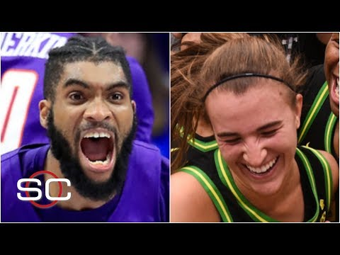 The Top 10 Moments Of The 2019-20 College Basketball Season | SportsCenter