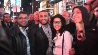"Making of ""Smile"" Music Video Tamer Hosny FT Shaggy"