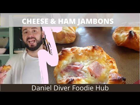 How to make Ham & Cheese Jambons