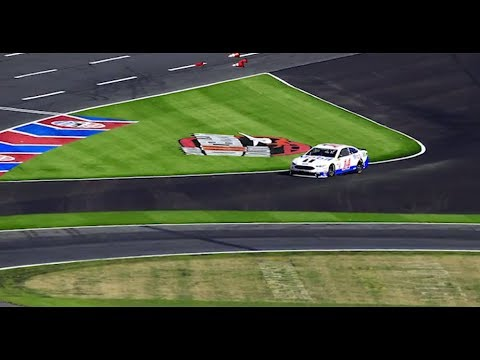 Charlotte Motor Speedway debuts updated road course