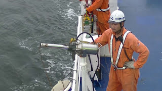 太平洋フェリー【いしかり】仙台港 着岸