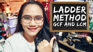 Using the Ladder Method - Finding the LCM and GCF - Civil Service Exam Review