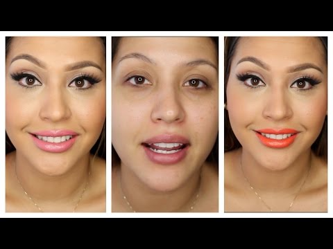 LONG Get Ready + Chit Chat : Bold Wings + Bright Lips