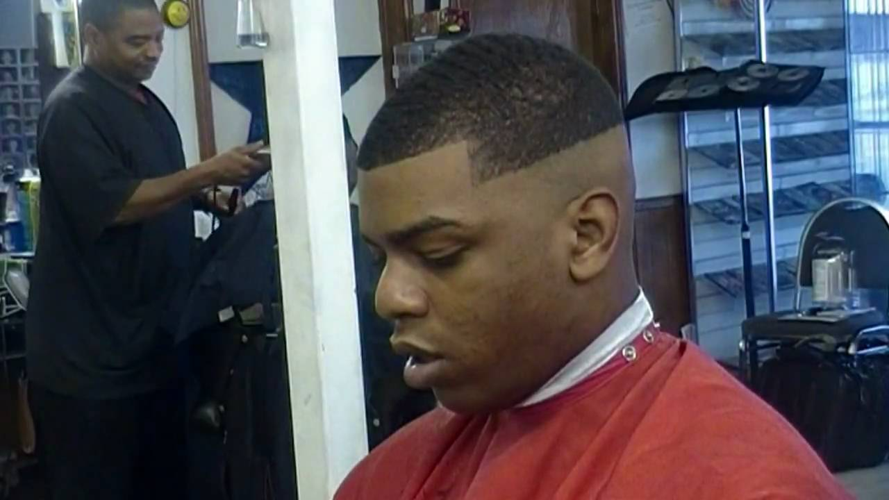 Malcom Getting Bald Fade By Lt Youtube