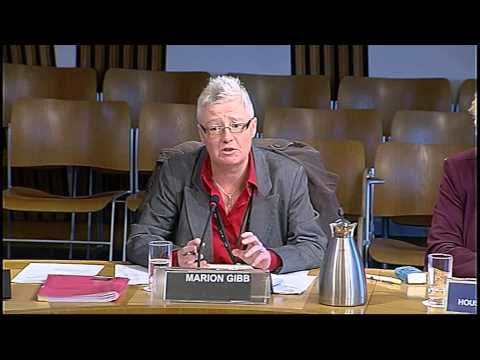 Equal Opportunities Committee - Scottish Parliament: 5th February 2015