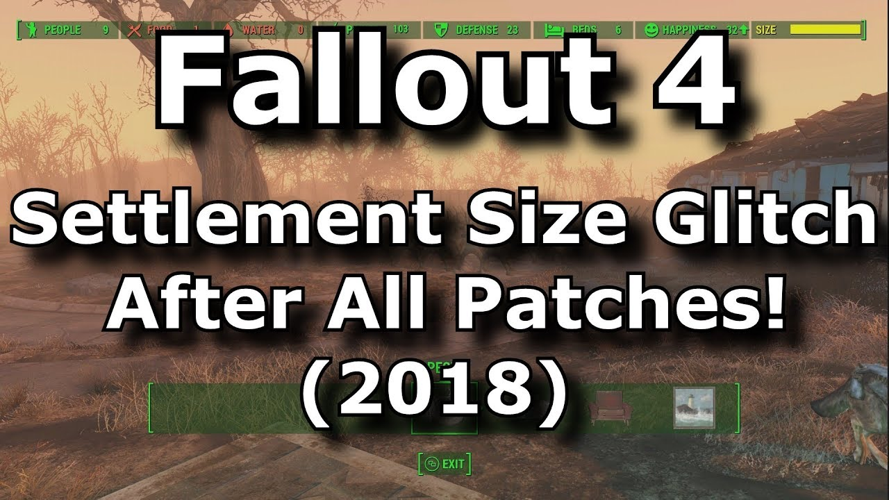fallout 4 patch 1.10  codex