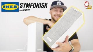???????? Tohle je pecka! Nové reproduktory IKEA Symfonisk (Bookshelf) se systémem SONOS | WRTECH [4K]