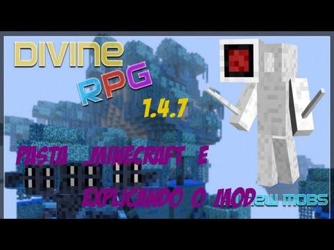 Скачать DivineRPG для Minecraft  - RU-