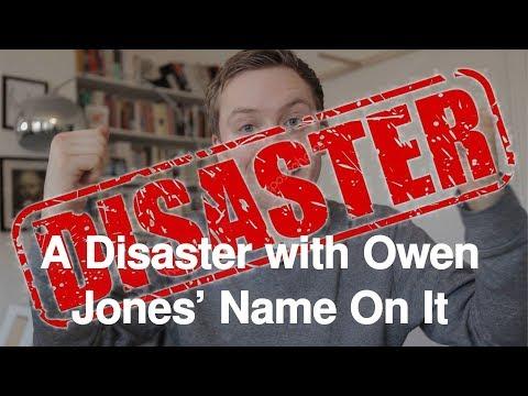 A Disaster with Owen Jones' Name On It w/ Cllr. Aydin Dikerdem