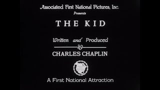 Charlie Chaplin - The Kid (Original 1921 Version, Restored)