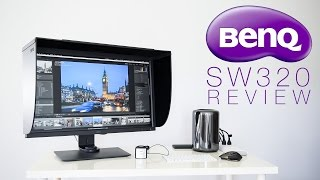 BenQ SW320 4K Display Review