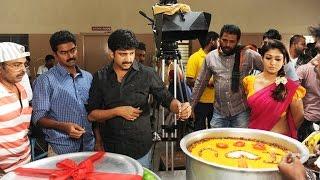 Thani Oruvan Shooting Spot Exclusive Video | Jayam Ravi | Nayanthara