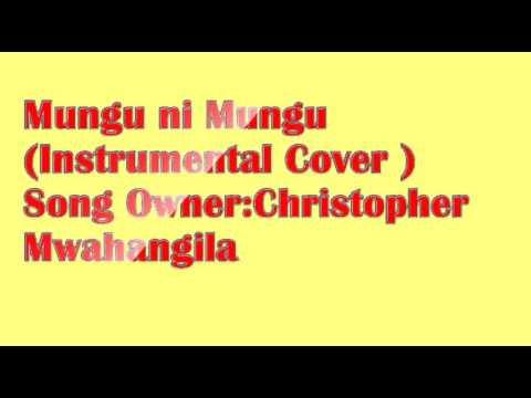 MUNGU NI MUNGU INSTRUMENTAL COVER BY CHRISTOPHER MWAHANGILA