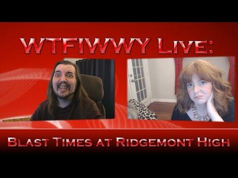 WTFIWWY Live - Blast Times at Ridgemont High - 4/4/16