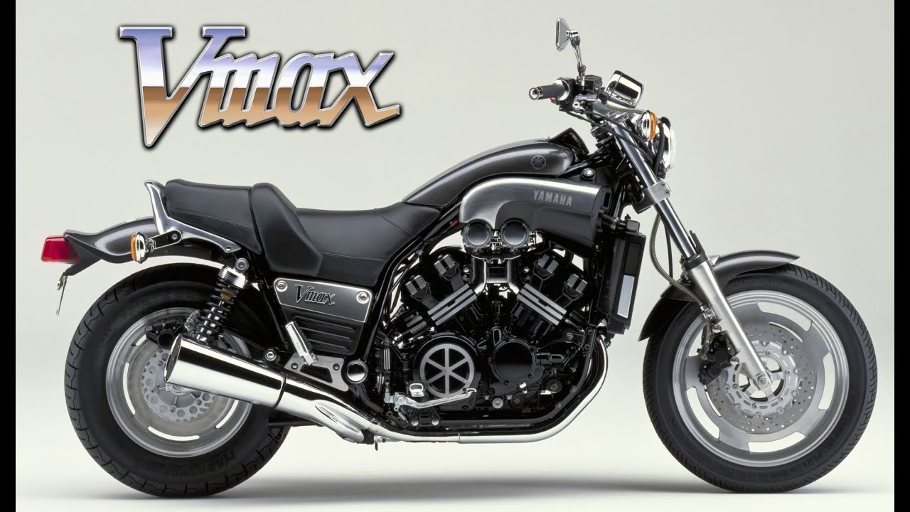 the history of the yamaha vmax 1200 best bike since 1985 youtube. Black Bedroom Furniture Sets. Home Design Ideas