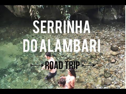 SERRINHA DO ALAMBARI   CAMPING CLUB