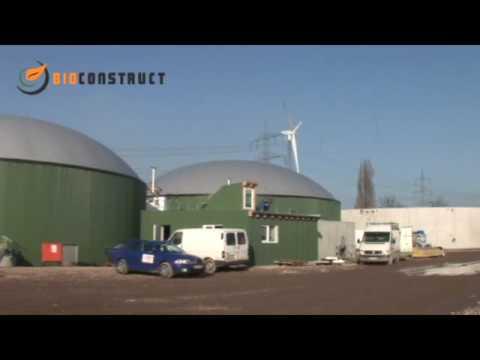 How to build a biogas plant