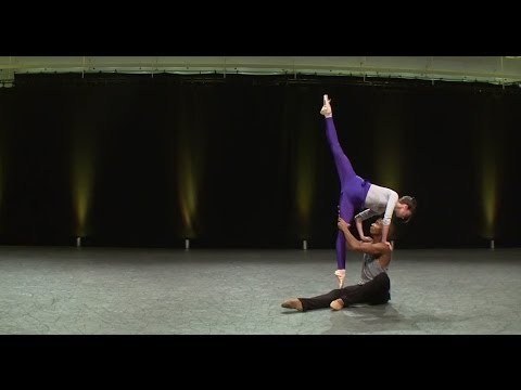 Tetractys - The Art of Fugue in rehearsal (The Royal Ballet)