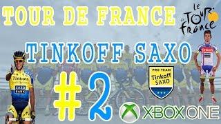 Tour De France 2015 | Tinkoff Saxo #2 | Etape 2 et 3