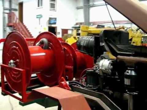 Drill Tractor Rebuild