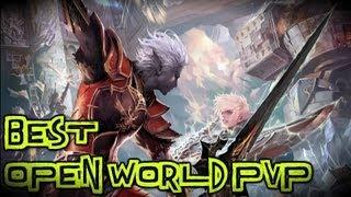 Best F2P Open World PvP MMORPGs